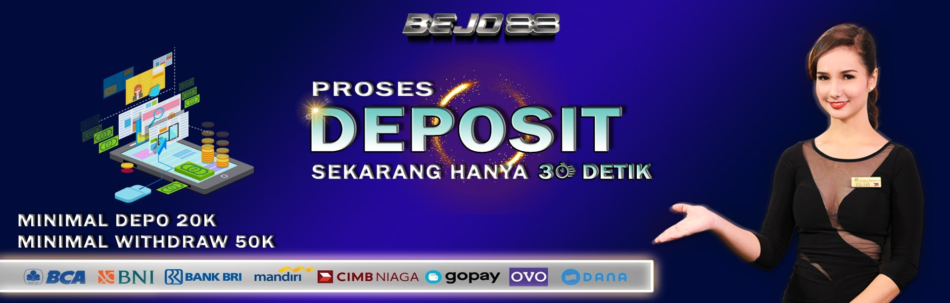 Home Banner Depo